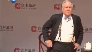 Jim Rogers - US Dollar will Disappear, China