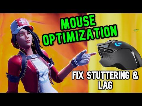 Mouse Optimization - BETTER AIM (Fortnite)