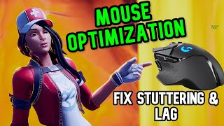 Mouse Optimization  BETTER AIM (Fortnite)