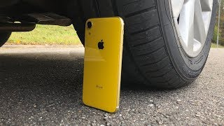 iPhone XR vs CAR