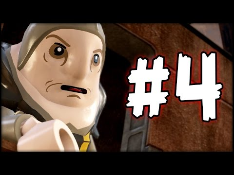 LEGO Star Wars The Force Awakens - Part 4 - The Garbage will Do (HD)