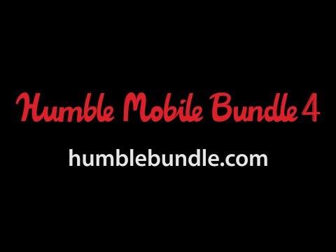 Humble Mobile Bundle 4 expands