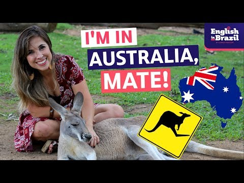 I'M IN AUSTRALIA, MATE! | Estudar na Austrália #1