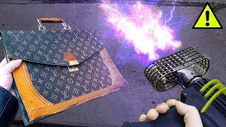 КАК горит Louis Vuitton