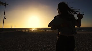 Video Sunset dancing at Scarborough Beach Amphitheatre | 2016-12-19 download MP3, 3GP, MP4, WEBM, AVI, FLV Agustus 2018