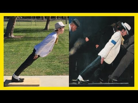 How To Do The 'Smooth Criminal Lean' Like Michael Jackson | DETAILED Tutorial