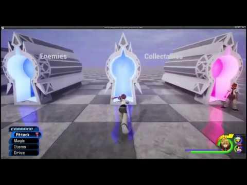 Kingdom Hearts 2 Final Re:Mix Fan Project: Progress #3