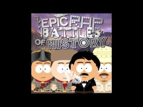 Lewis & Clark vs Livingstone & Stanley. Epic Fanmade Rap Battles of History #11
