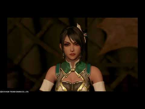 Dynasty Warriors 9 - Zhuge Liang Death FR PS4