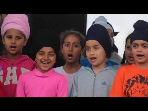 FULL VIDEO - CHAL SEVA KARIYE - B & B STARS - DHARAM SEVA RECORDS