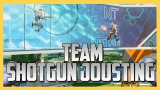 Team Shotgun Jousting! - Black Ops 3