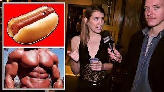 Do Girls Like BIG MUSCLES or BIG HOTDOG?