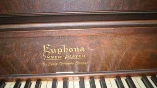 These Piano Men  move my antique Euphona Player Piano!
