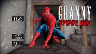 Granny is Spider-Man!
