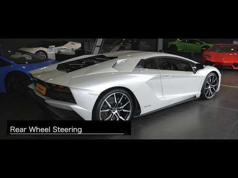 2017 Lamborghini Lp740 4 Aventador S Youtube