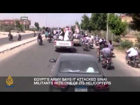 Inside Story - Egypt's lawless peninsula