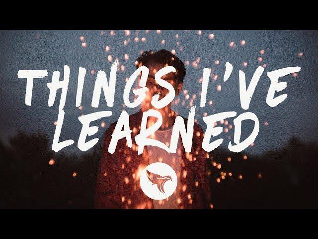 BRKLYN & Fairlane - Things I've Learned (Lyrics) Feat. Jocelyn Alice