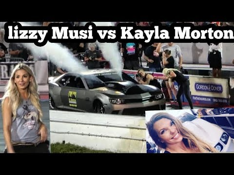 Lizzy Musi vs Kayla Morton at Florida No Prep Kings