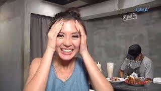Taste MNL: Arra San Agustin tastes the Sinigang Burrito | GMA One