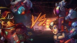 3v2 game | Awesomenauts