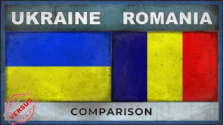 UKRAINE vs ROMANIA ✪ Military Power Comparison ✪ 2018 (ARMY)