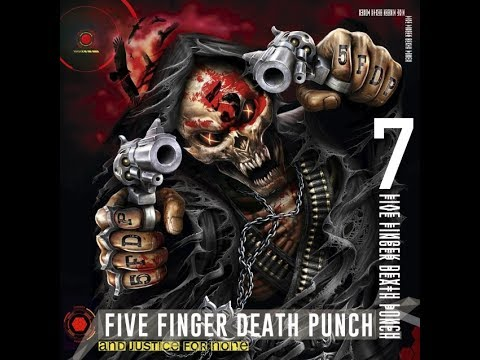 Five Finger Death Punch - Top Of The World With Lyrics