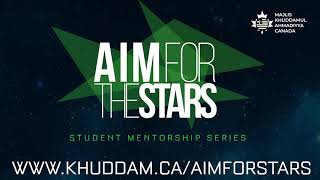 Aim for Stars | Mentorship Program