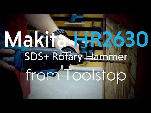 Makita HR2630 SDS+ Rotary Hammer Drill From Toolstop