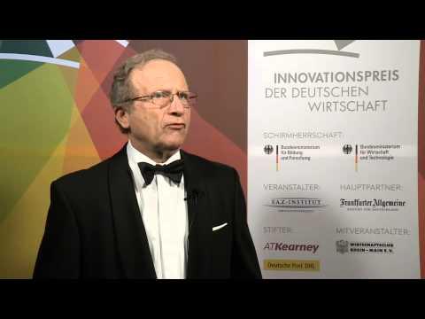 Dr. Roland Gerschermann, Frankfurter Allgemeine Zeitung, Innovationspreis der deutschen Wirtschaft