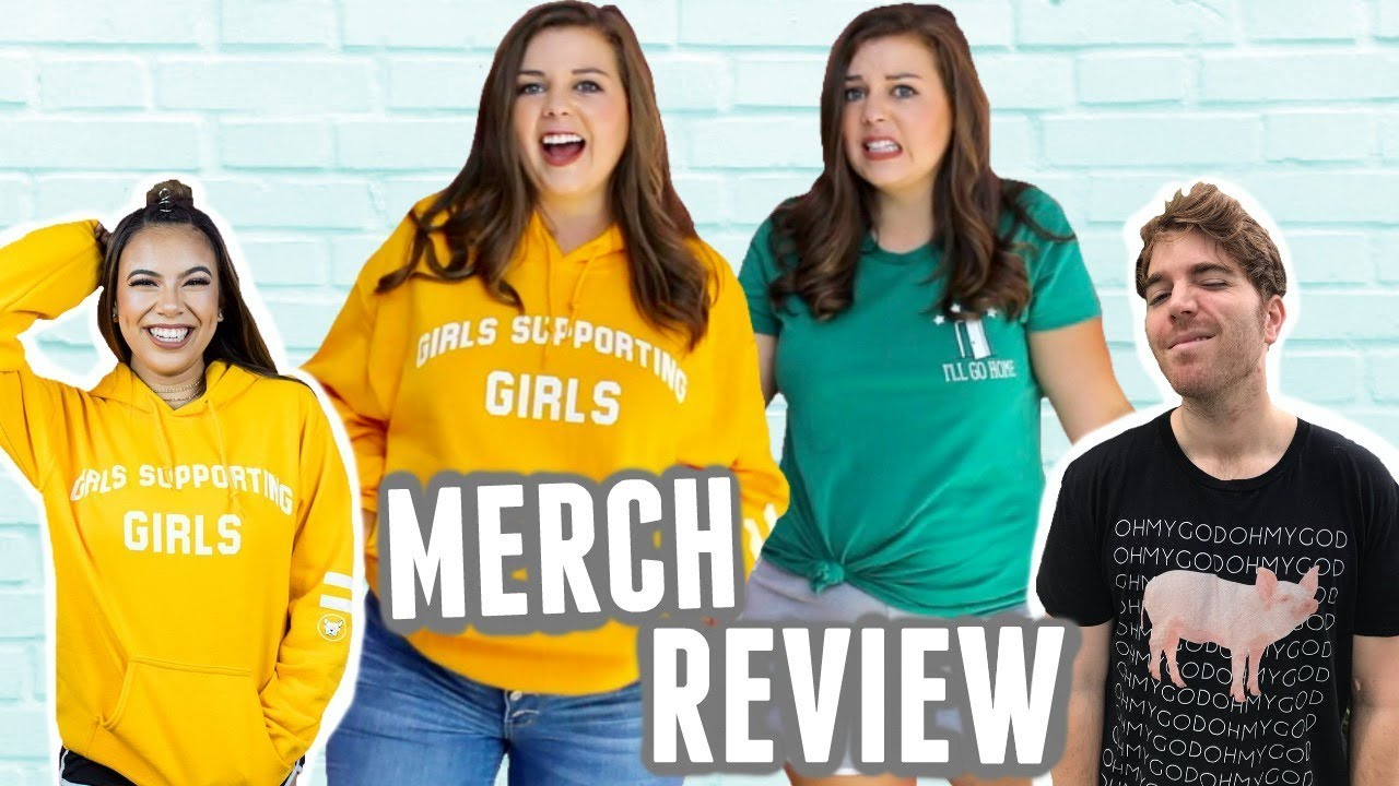 Brutally Honest Youtuber Merch Review