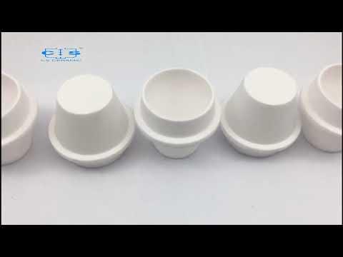 TGA ceramic crucible