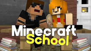 First Date | Minecraft School [S1: Ep.6 Minecraft Roleplay Adventure]