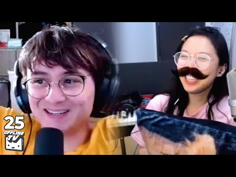 MICHAEL REEVES: TWITCH STREAMER   OfflineTV Podcast #25