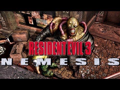 Resident Evil 3- Gameplay Caracas - Venezuela