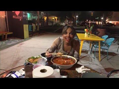 THE WORLDS HOTTEST SOUP ($500 Inferno Soup Challenge⎮Carolina Reaper) Girlfriend Ends Up Kicking Ass