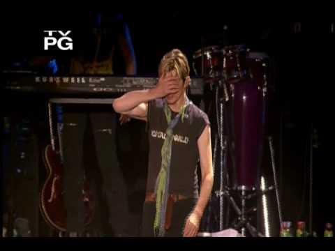 David Bowie - I'm Afraid of Americans (2004 Live)