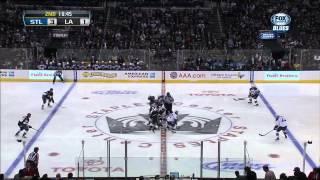gool-live.at.ua 06.03.2013. NHL. St. Louis Blues @ Los Angeles Kings. RG