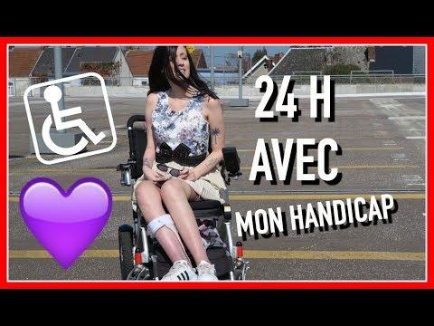 24 H Avec Mon HANDICAP ♡  - ACEKARE X JADOUS