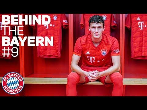 Benjamin Pavard's First Day at FC Bayern | Behind The Bayern #9