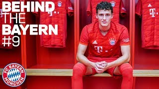 Benjamin Pavard's First Day at FC Bayern | Behind The Bayern #9