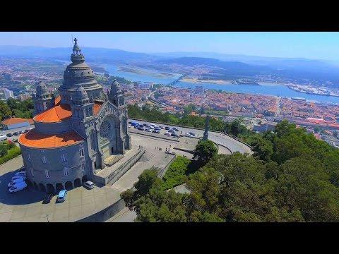 Santa Luzia, Viana do Castelo | 4K UltraHD