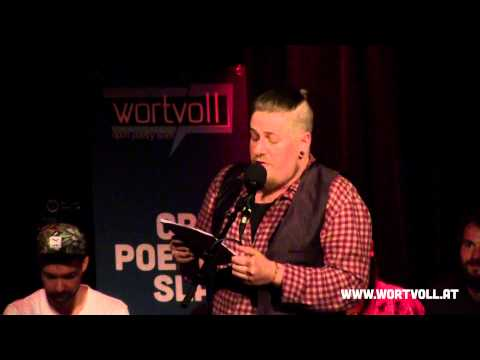 "Josef Oso Hofer - ""Bürgerlich / Scheiße"" @ WORTVOLL Open Poetry Slam"