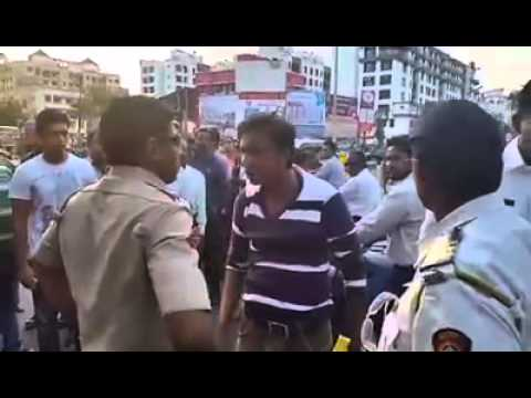 Misuse of Power By Indian Police -Must Watch Video