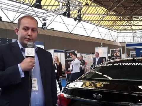 Bright Box: Connected Car Platform Demo #LTEWS