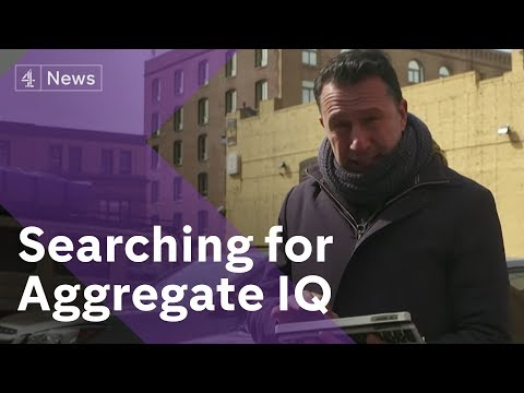 Searching for Aggregate IQ: What role did it play in Brexit?