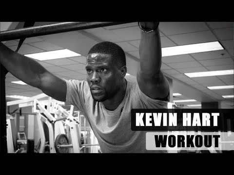 Kevin Hart for Jumanji: Welcome to the Jungle | Hard Workout