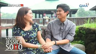 Kapuso Mo, Jessica Soho: Snatched cellphone love story