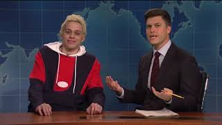 Pete Davidson SAVAGE Moments