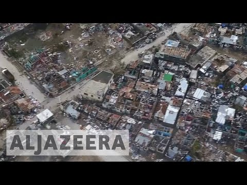 Over 300 Killed & Thousands Displaced as Hurricane Matthew Hits Haiti | WATCH