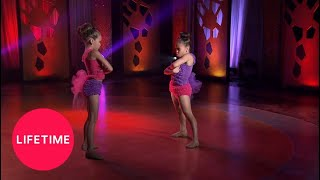 Dance Moms: Asia and Mackenzie Perform We Hit Harder (Season 3 Flashback) | Lifetime